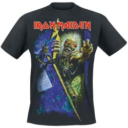 Tricou Iron Maiden: No Prayer for the Dying