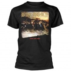Tricou Bathory: Blood Fire Death
