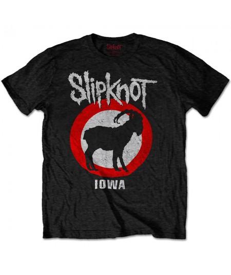 Tricou Unisex Slipknot: Iowa Goat