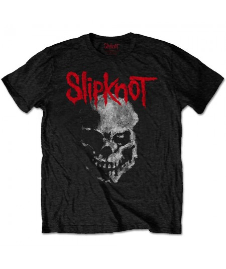 Tricou Unisex Slipknot: Gray Chapter Skull