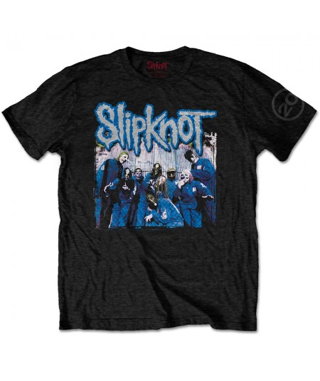 Tricou Unisex Slipknot: 20th Anniversary Tattered & Torn