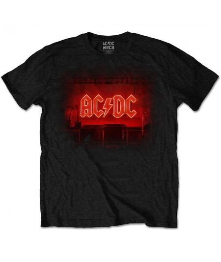 Tricou Unisex AC/DC: Dark Stage/Tracklist