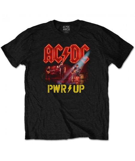 Tricou Unisex AC/DC: Neon Live