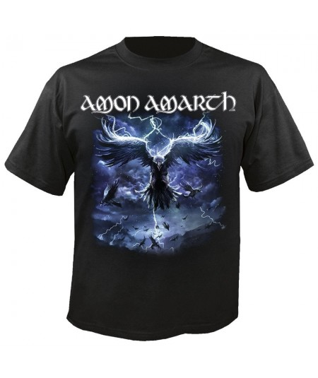 Tricou Unisex Amon Amarth: Raven's Flight