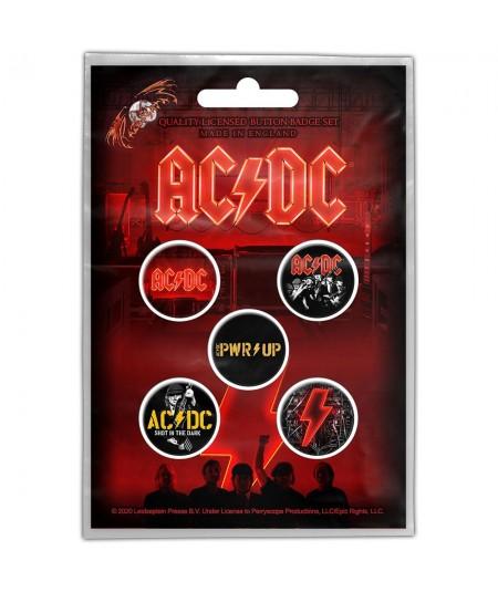 Insigne AC/DC: PWR-UP