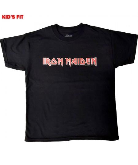 Tricou Copii Iron Maiden: Logo
