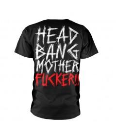 Tricou Unisex Machine Head: Bang Your Head