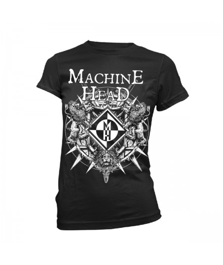 Tricou Dama Machine Head: Bloodstone