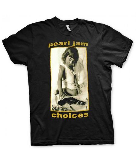 Tricou Unisex Pearl Jam: Choices