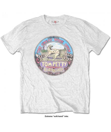 Tricou Unisex Tom Petty & The Heartbreakers: The Great Wide Open