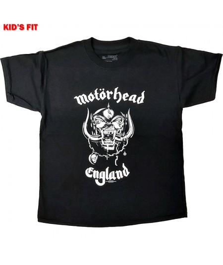Tricou Copii Motorhead: England
