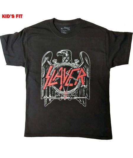 Tricou Copii Slayer: Black Eagle