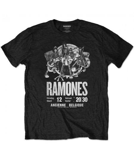 Tricou Eco Unisex Ramones: Belgique