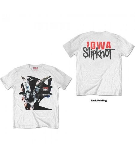 Tricou Unisex Slipknot: Iowa Goat Shadow