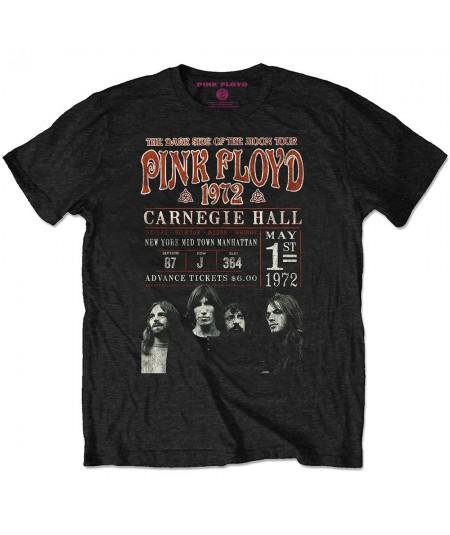 Tricou Eco Unisex Pink Floyd: Carnegie '72