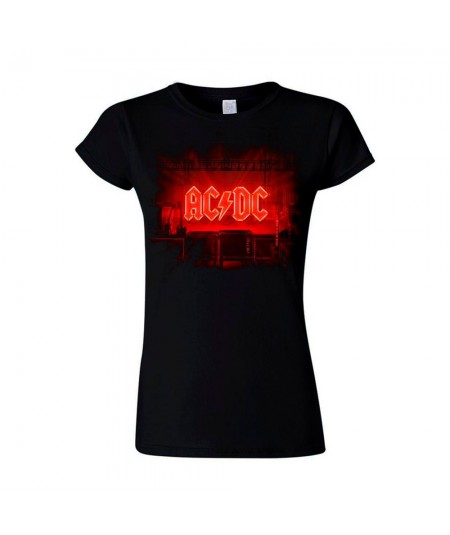 Tricou Dama AC/DC: Power Up Stage