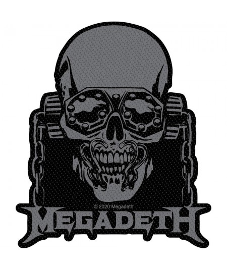Patch Megadeth: Vic Rattlehead Cut-Out
