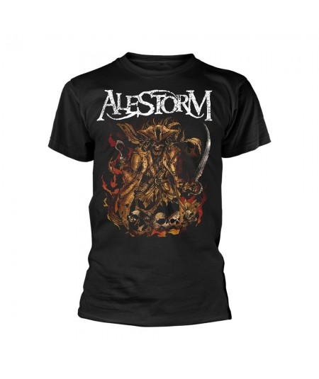 Tricou Unisex Alestorm: We Are Here To Drink Your Beer!