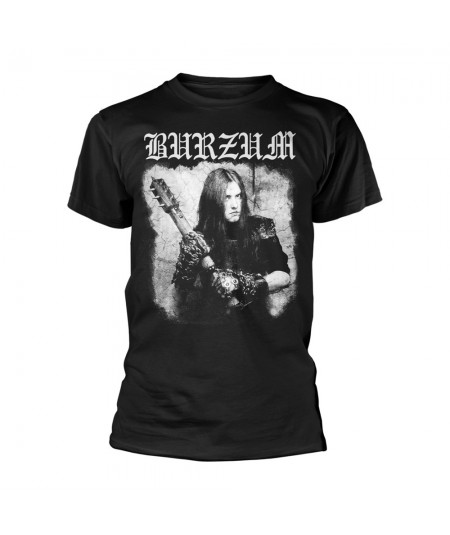 Tricou Unisex Burzum: Anthology