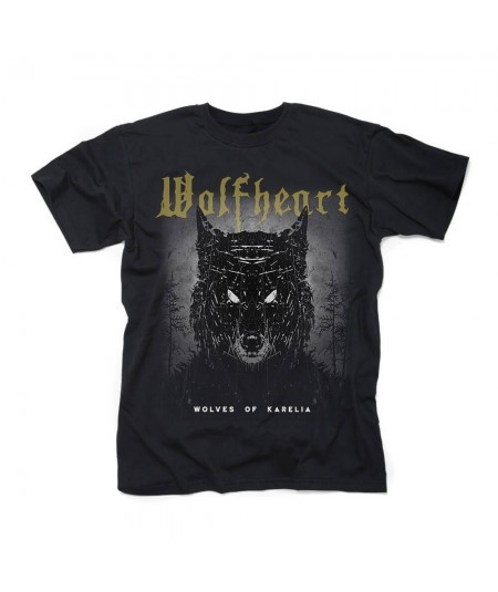 Tricou Unisex Wolfheart: Wolves Of Karelia