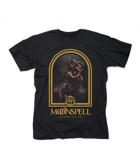 Tricou Unisex Moonspell: Hermitage