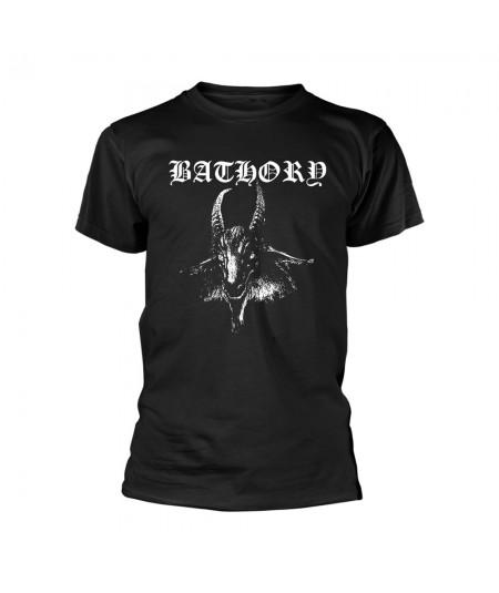 Tricou Unisex Bathory: Goat