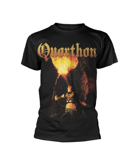 Tricou Unisex Quorthon (Bathory): Hail The Hordes