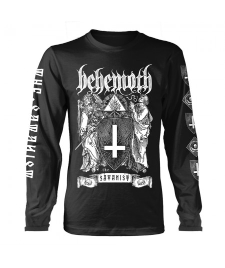 Tricou Maneca Lunga Behemoth: The Satanist