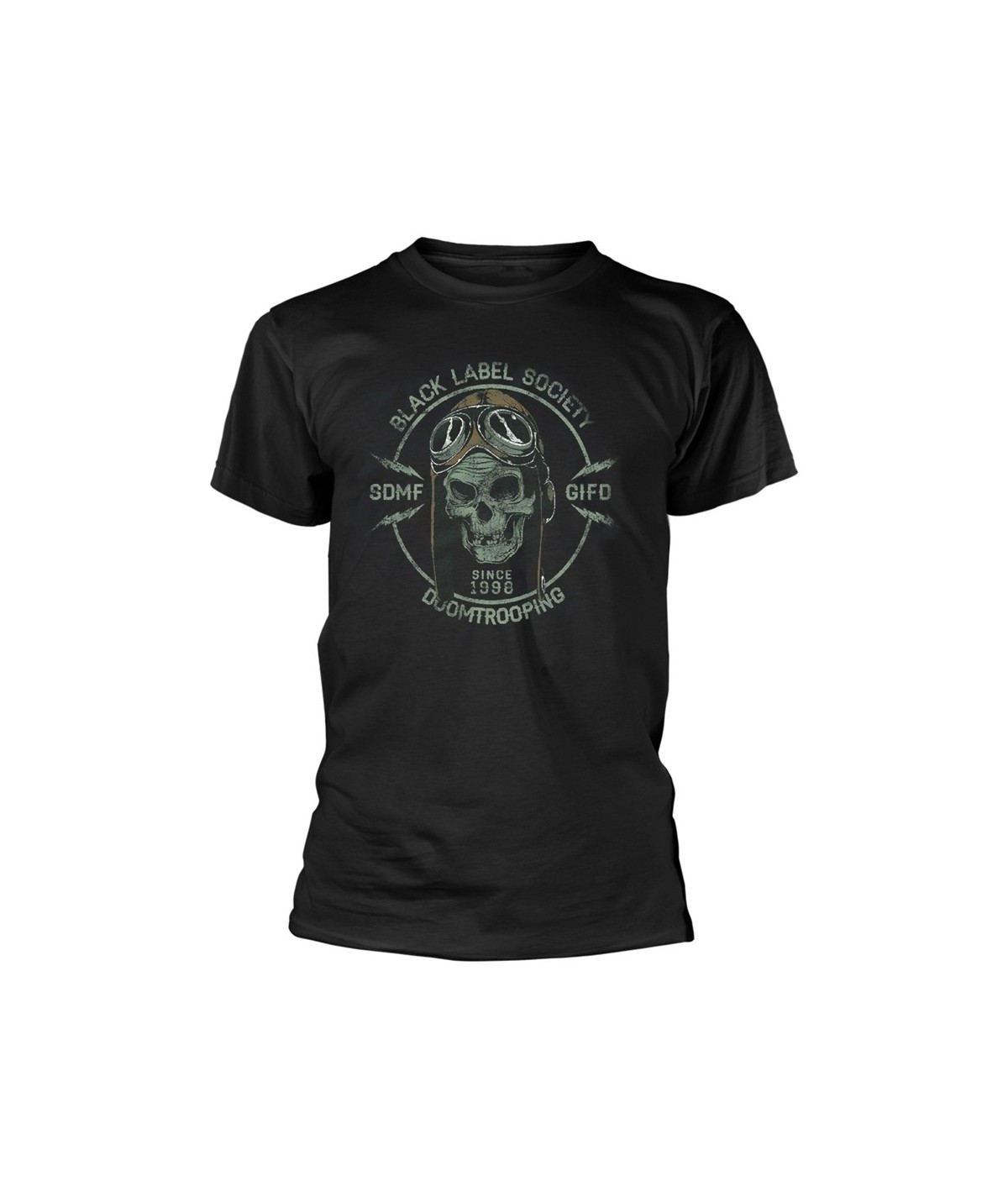 Tricou Unisex Black Label Society: Doomtrooping