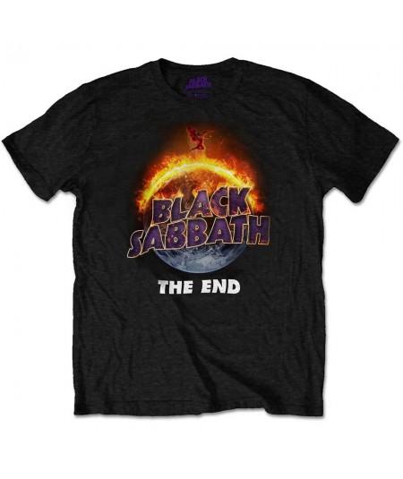 Tricou Unisex Black Sabbath: The End