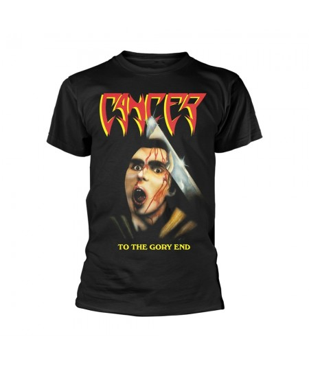 Tricou Unisex Cancer: To The Gory End