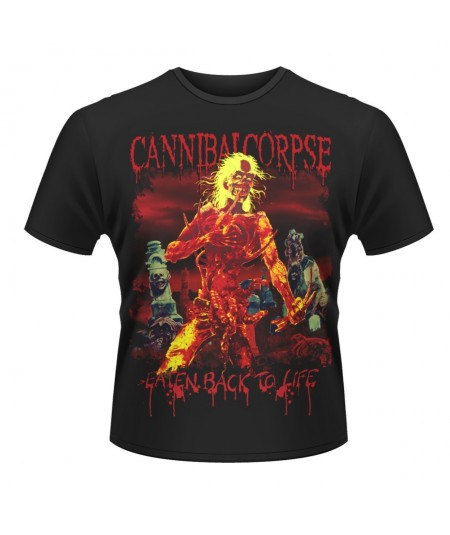 Tricou Unisex Cannibal Corpse: Eaten Back To Life