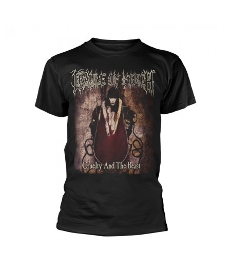 Tricou Unisex Cradle Of Filth: Cruelty And The Beast