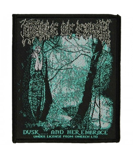 Patch Cradle Of Filth: Dusk And Her Embrace