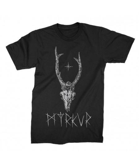 Tricou Unisex Myrkur: Deer Skull