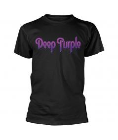 Tricou Unisex Deep Purple: Logo