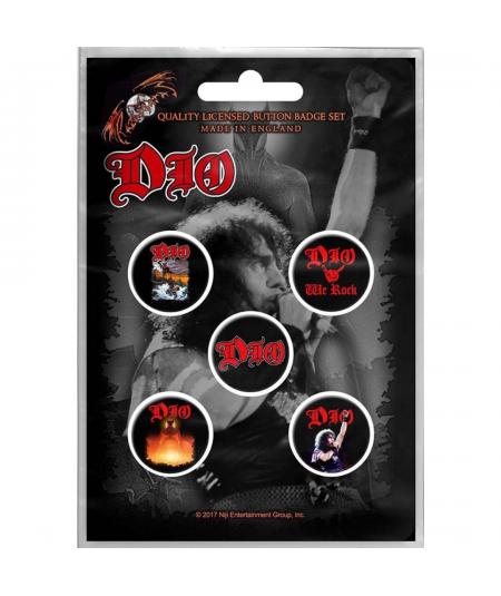 Insigne Dio: We Rock