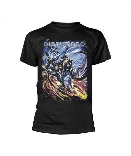Tricou Unisex Disturbed: The End