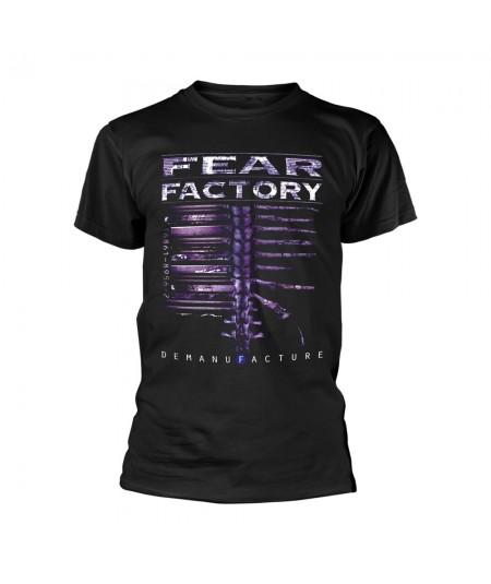 Tricou Unisex Fear Factory: Demanufacture