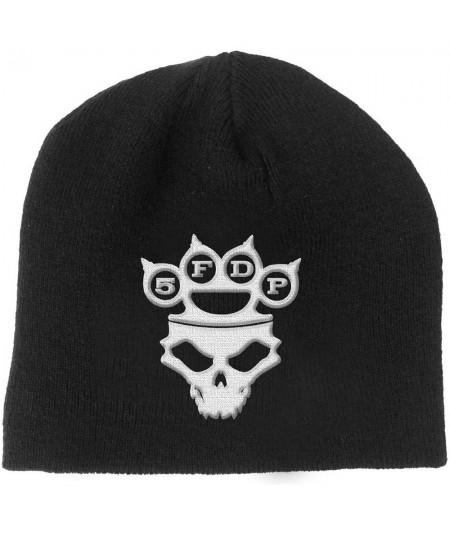 Caciula Five Finger Death Punch: Knuckle-Duster Logo & Skull