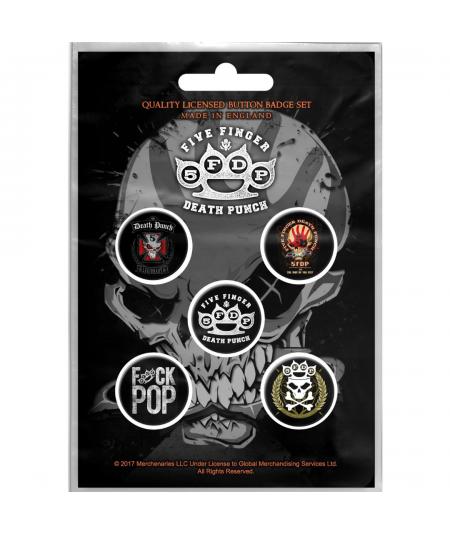 Insigne Five Finger Death Punch: Logos