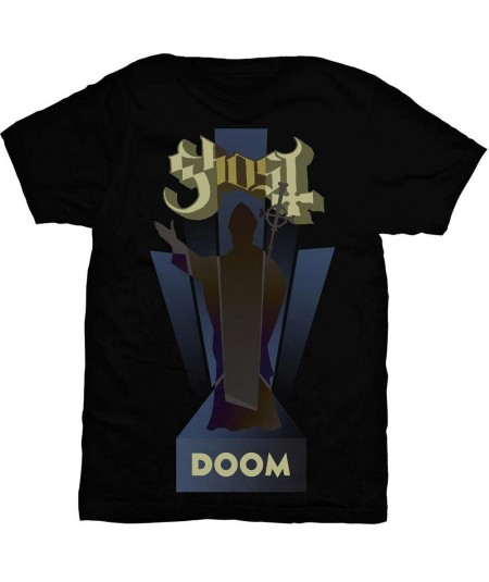 Tricou Unisex Ghost: Doom