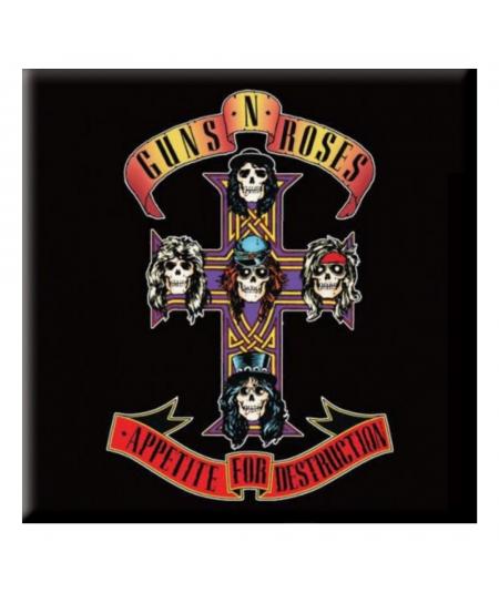 Magnet Guns N' Roses: Appetite For Destruction