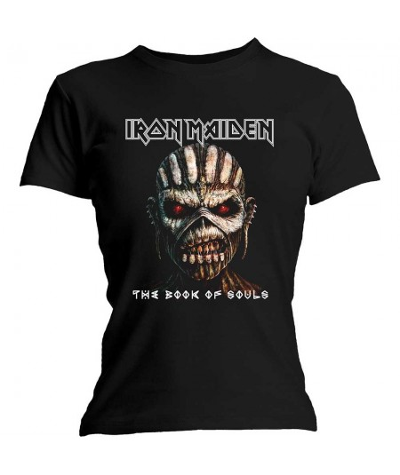 Tricou Dama Iron Maiden: The Book Of Souls
