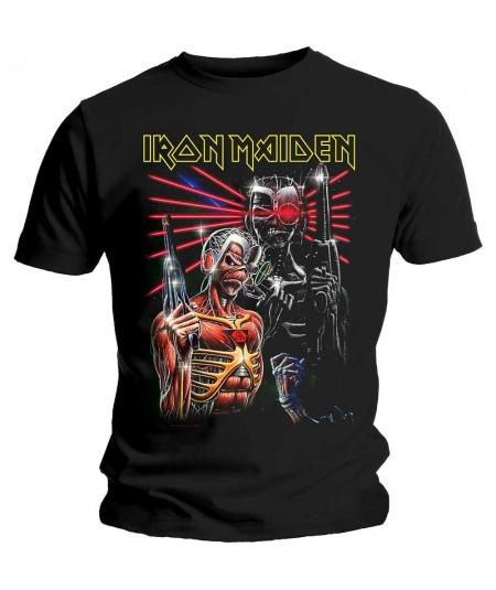 Tricou Unisex Iron Maiden: Terminate