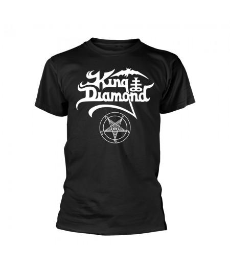 Tricou Unisex King Diamond: Logo