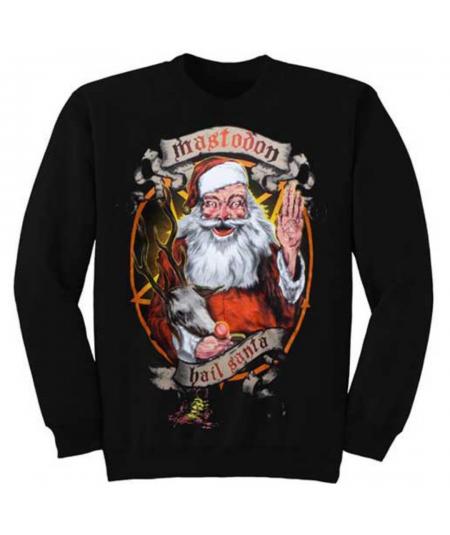 Bluza Mastodon: Hail Santa Holiday