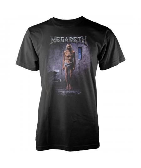 Tricou Unisex Megadeth: Countdown To Extinction