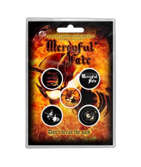 Insigne Mercyful Fate: Don't Break The Oath