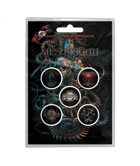 Insigne Meshuggah: Violent Sleep Of Reason